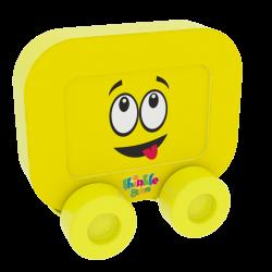Моята Първа Количка - Жълта Формичка
