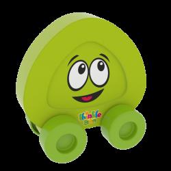 Моята Първа Количка - Зелена Формичка
