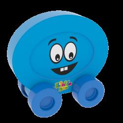 Моята Първа Количка - Синя Формичка