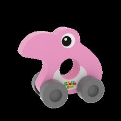 Моята Първа Количка - Фламинго