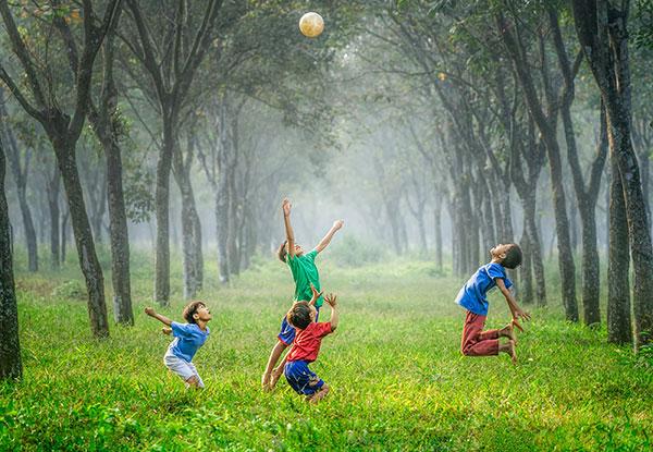 Активни игри за физическо развитие
