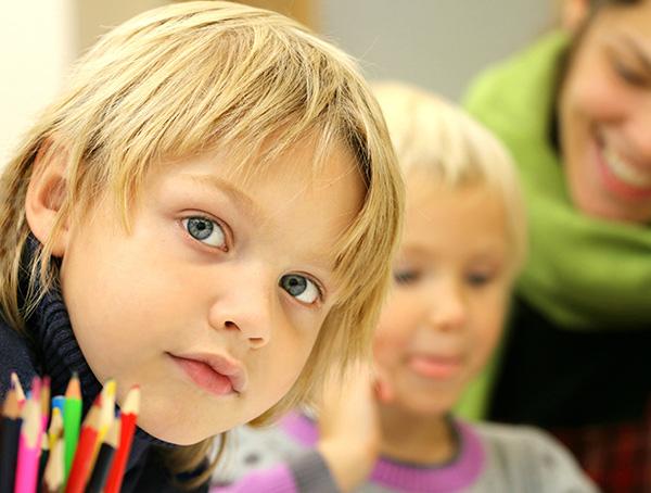 Как да помогна на моето дете да се подгови за детската градина?